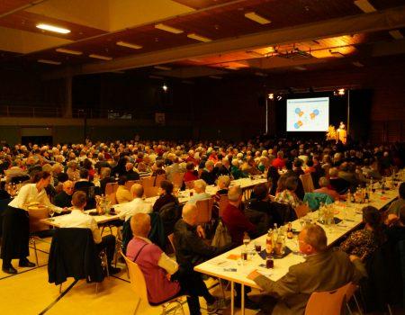 Volksbank Region Leonberg Mitgliederversammlung in Renningen