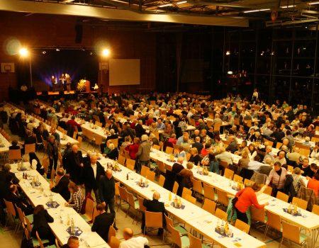 Volksbank Region Leonberg Mitgliederversammlung in Rutesheim